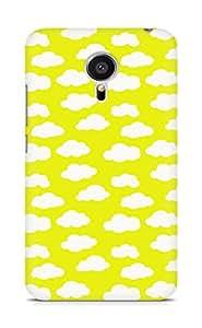 Amez designer printed 3d premium high quality back case cover for Meizu MX5 (Cloud Pattern3)