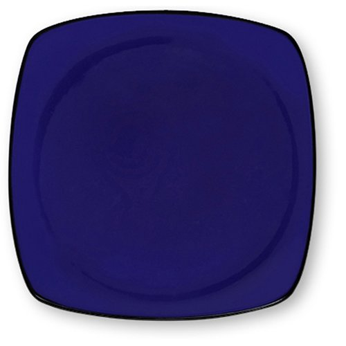 Buy Corelle Hearthstone 11-1/2-Inch Dinner Plate, Indigo Blue