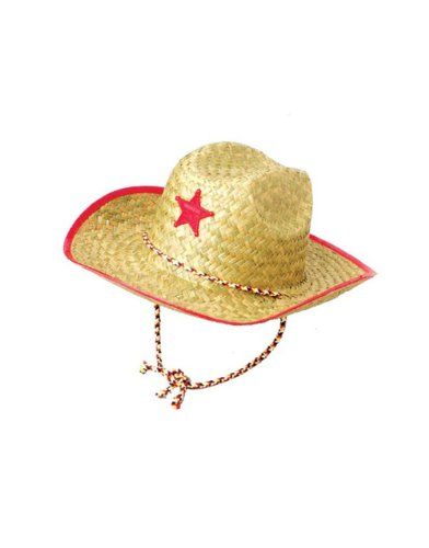Child Cowboy Hat With Star