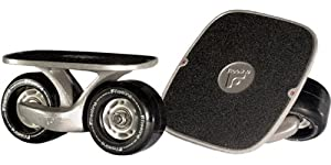 Freeline Skates with Black Wheels