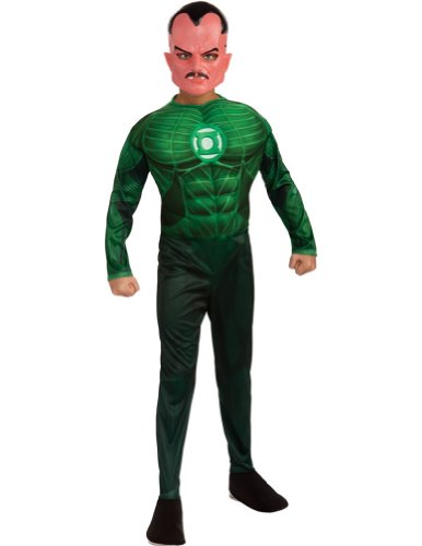 Kids-Costume Green Lantern Sinestro Kids Costume Lg Halloween Costume