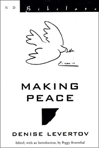 "Cover of ""Making Peace (New Directions Bi..."