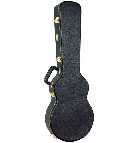 Mbt Wood Single Cutaway Electric Guitar Case