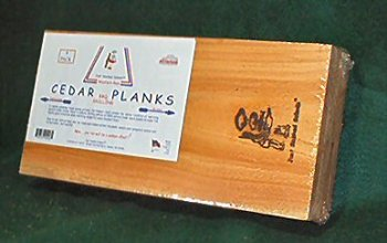 Buy Western Red Cedar Grilling Planks 7.5 x 15 x 1/2 inch thick
