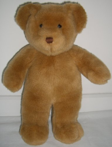 Goto Build-A-Bear Workshop Brown Teddy Bear Plush Stuffed Animal Details