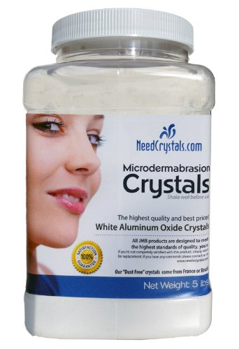 Microdermabrasion Crystals - 5 Lbs (Grit 120)