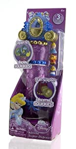 Squinkies Disney Princess Cinderella scepter