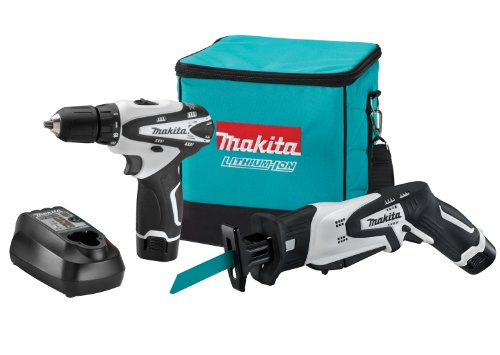 Makita LCT212W 12-Volt max Lithium-Ion Cordless 2-Piece Combo Kit