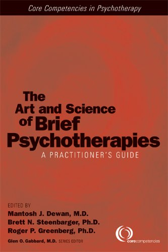 The Art and Science of Brief Psychotherapies: A...