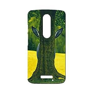 BLUEDIO Designer Printed Back case cover for Motorola Moto X3 (3rd Generation) - G7473