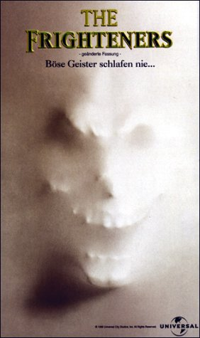 The Frighteners [VHS]