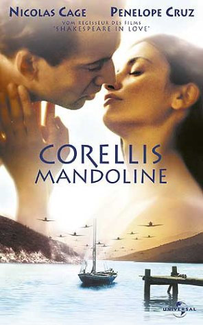 Corellis Mandoline [VHS]