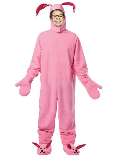 Christmas Story Bunny Suit Child Costume