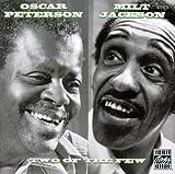 echange, troc Oscar Peterson & Milt Jackson - Two Of The Few