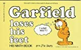 Garfield Loses His Feet-His Ninth Book (0099894300) by Davis, Jim