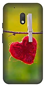 Most Wanted Cases Back Cover for Moto G4 Play