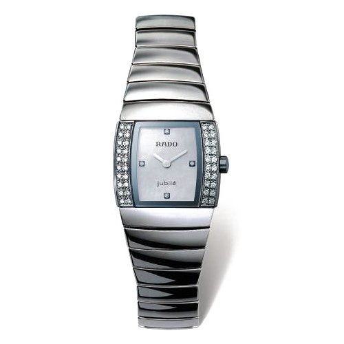Rado Women's R13577902 Sinatra Super Jubile Mother-Of-Pearl Dial Watch