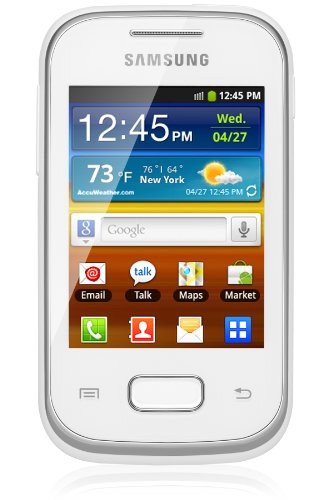 Samsung Galaxy Pocket Plus S5301 4Gb White WiFi
