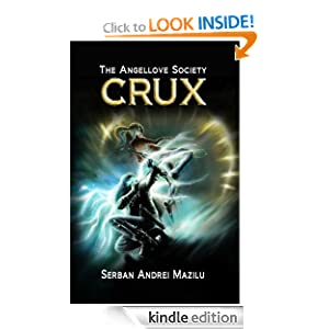 The Angellove Society: Crux - First Five Chapters Free