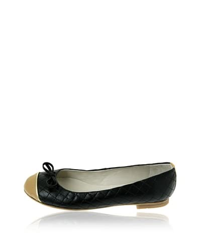 Ramosport Ballerina [Nero/Cognac]