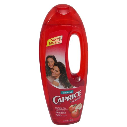 Amazon.com : Caprice Naturals Shampoo con Extracto de Manzana (Apple