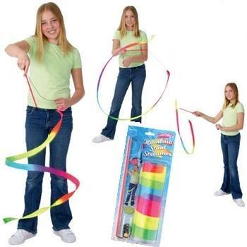 Toysmith Rainbow Stunt Streamer - 1