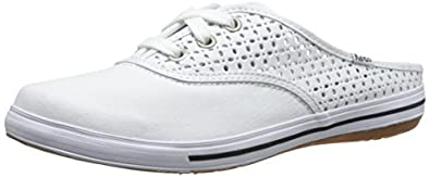 Keds Virtue Leather Mule White Size M Women S Shoes