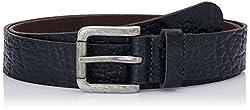 United Colors of Benetton Men's Leather Belt (8903975218055_16A6BLTL6001I901S)