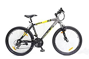 Hero Octane 26T Eagle 21 Speed Cycle, Adult (Yellow/Black)