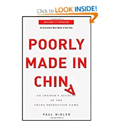 Poorly Made in China