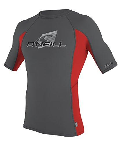 O'Neill Skins Short Sleeve Crew Rash Guard