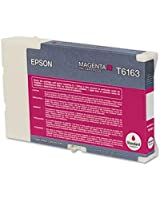 Epson T6163 Cartouche d'encre d'origine Magenta Capacité Standard 3500 pages