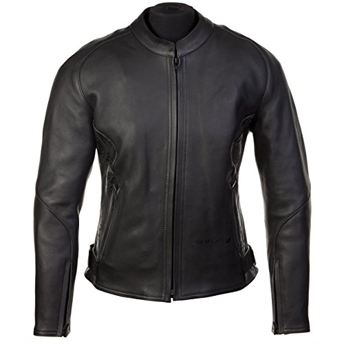 Spada Ladies Leather Ninety5 d?filement Veste noire