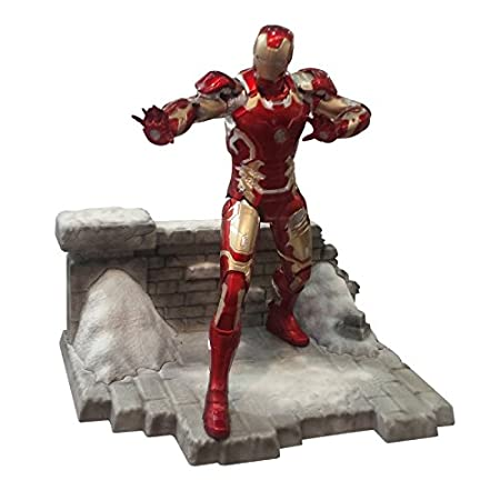 Dragon Models - Dm38144 - Figurine Cinéma - Avengers - Age Of Ultron - Iron Man Mark Xliii