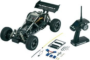 Reely 1:8 electric buggy model car Alu Fighter 4WD AF-320 RtR 2.4 GHz