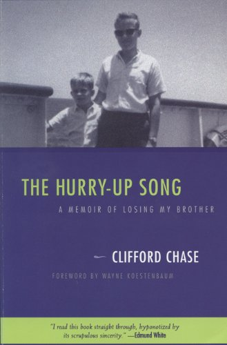 Image for Hurry-Up Song: A Memoir Of Losing My Brother (Living Out: Gay and Lesbian Autobiog)