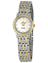 Affordable!! Omega Women's 4370.71 DeVille Mother Of Pearl Dial Watch Deals
