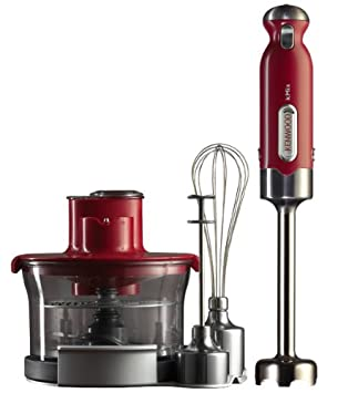 Kenwood AT337G Bol Mixeur Acrylique 1.5 L Base Grise