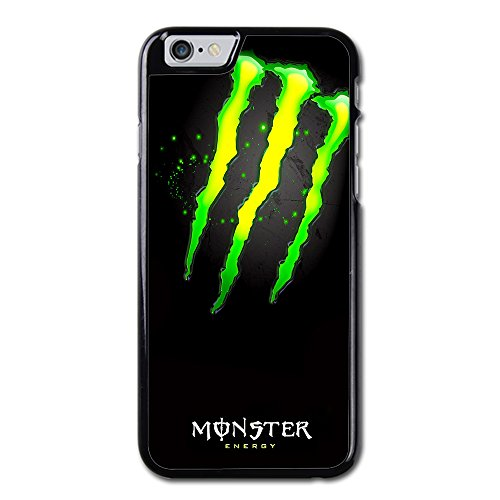 Monster Energy iPhone Case iPhone 6 Case, iPhone 6S Case, Hard Case Cover Skin For iPhone 6 4.7 Inch (Iphone 6 Case Monster Energy compare prices)
