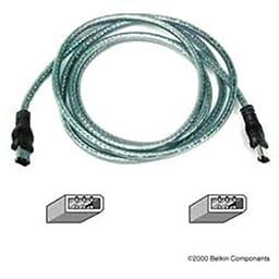 Belkin 14\' Ieee 1394 6 Pin To 6 Pin (f3n400-14-ice) -