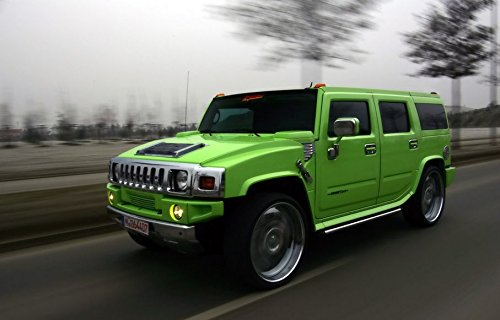 hummer-h2-customized-37x24-inch-silk-print-poster-affiche-de-la-soie-wallpaper-great-gift