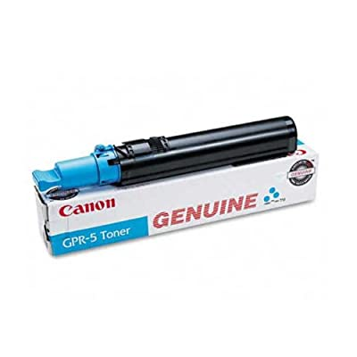 Canon imageRUNNER C2058 OEM Cyan Toner Cartridge, Manufactured by Canon - 15,000 Pages