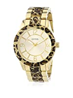 Guess Reloj de cuarzo Woman W0014L2 Dorado 37 mm