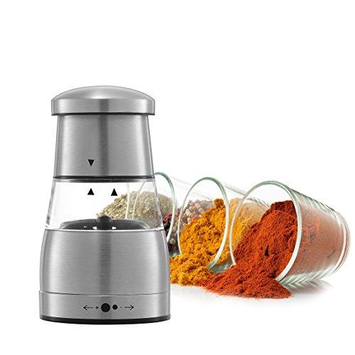 carmencita salt grinder how to open