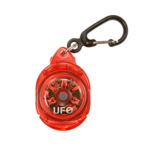 Filzer Ufo Light - Red