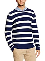 Dockers Jersey Links Links Sweater Medieval (Azul Oscuro)