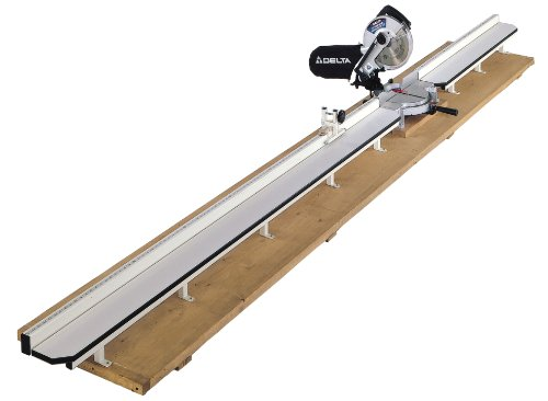 Biesemeyer 78-808 8-foot Miter Table System For 10-Inch Saw, 5-1/2-Inch Table Width