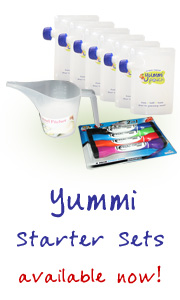 Yummi Starter Sets available now!
