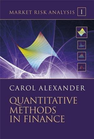 Market Risk Analysis, Quantitative Methods in Finance (The Wiley Finance Series) (Volume I)