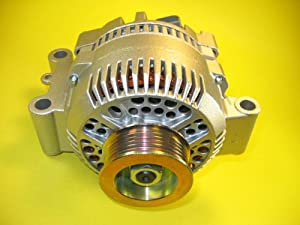 Alternator For High Output 200 Amp 3.9L 4.2L Ford Freestar 04 05 06 07 & Monterey